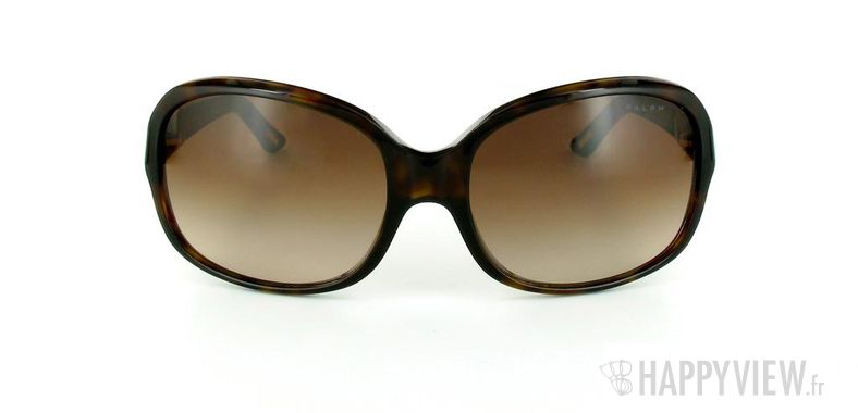 Lunettes de soleil Ralph Lauren Ralph Lauren 5059 marron - vue de face