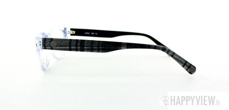 Lunettes de vue Levi's Levi's 2024 Tissu gris/autre - vue de côté