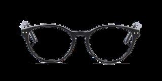 Lunettes de vue Happyview CAPUCINE noir fabriquées en France