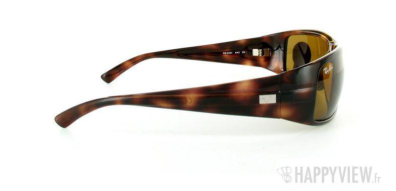 Lunettes de soleil Ray-Ban Ray-Ban RB4057 écaille - vue de côté
