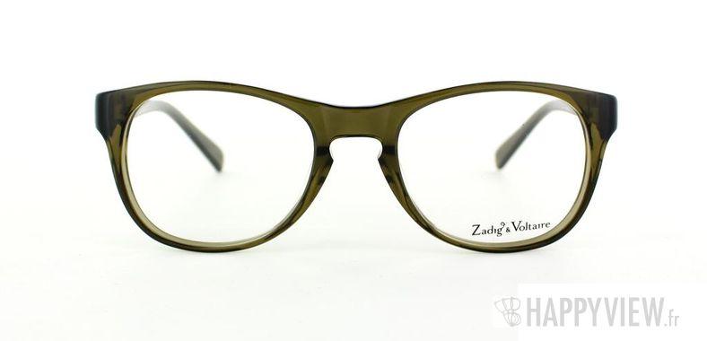 Lunettes de vue Zadig&Voltaire Zadig&Voltaire 2009 vert - vue de face