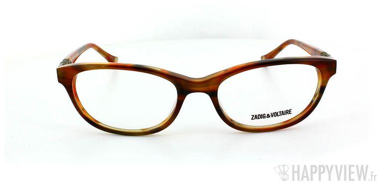 Lunettes de vue Zadig&Voltaire Zadig&Voltaire 2040 écaille - vue de face