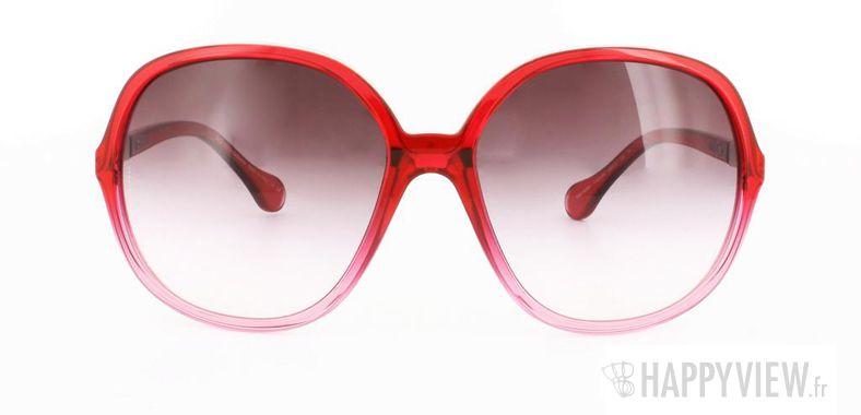 Lunettes de soleil Dolce & Gabbana Dolce&Gabbana 8089 rouge/rose - vue de face