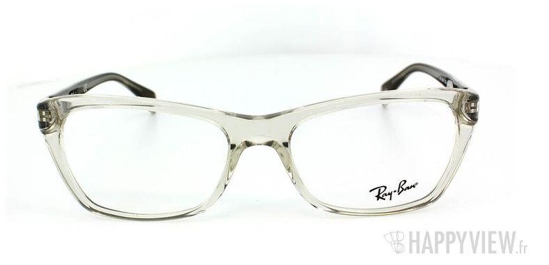 Lunettes de vue Ray-Ban Ray-Ban RX5298 gris - vue de face