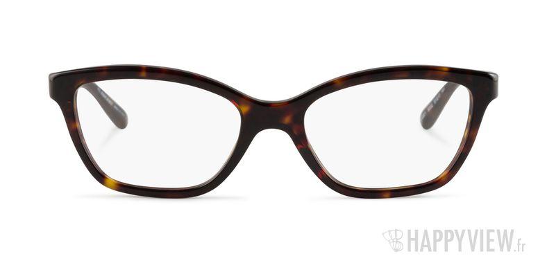 Lunettes de vue Burberry BE 2221 écaille/marron - vue de face