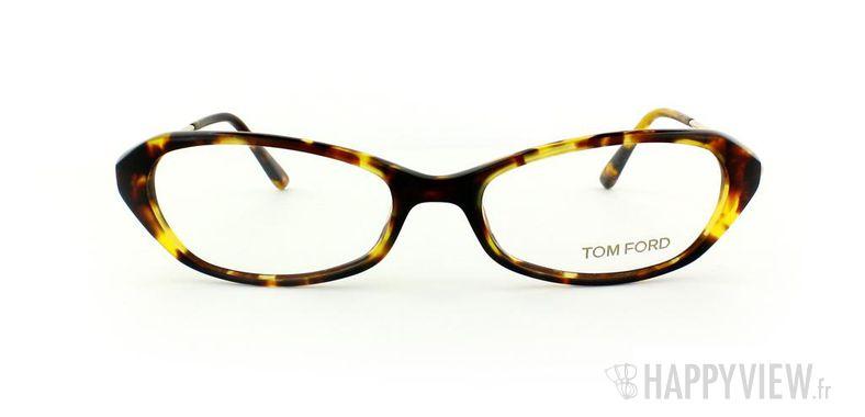Lunettes de vue Tom Ford Tom Ford 5134 écaille - vue de face