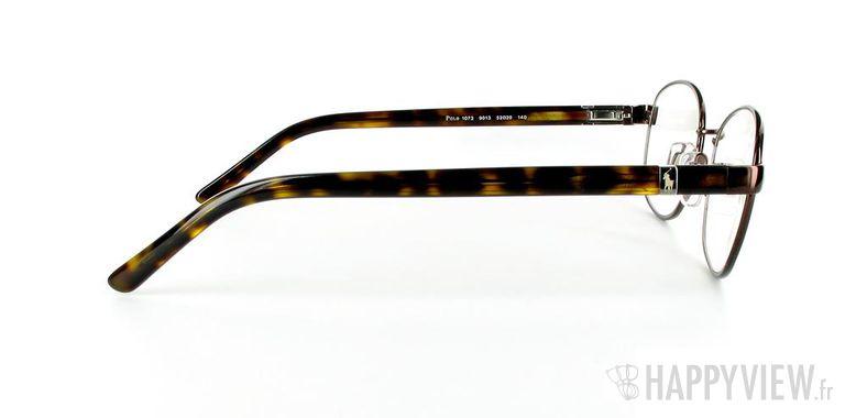 Lunettes de vue Polo Ralph Lauren Polo Ralph Lauren 1073 marron - vue de côté