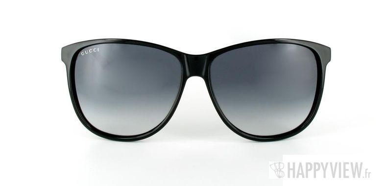 Lunettes de soleil Gucci Gucci 1636 noir - vue de face
