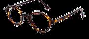 Lunettes de vue Happyview ARTHUR écaille - vue de 3/4 miniature