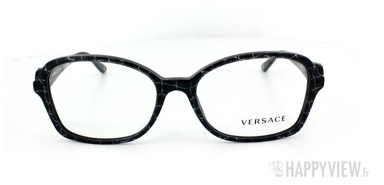 Lunettes de vue Versace Versace 3160 noir - vue de face