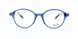 Lunettes de vue Ray-Ban Ray-Ban RX5257 bleu/gris