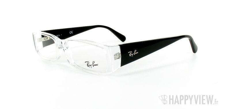 Lunettes de vue Ray-Ban Ray-Ban RX5076 gris - vue de 3/4