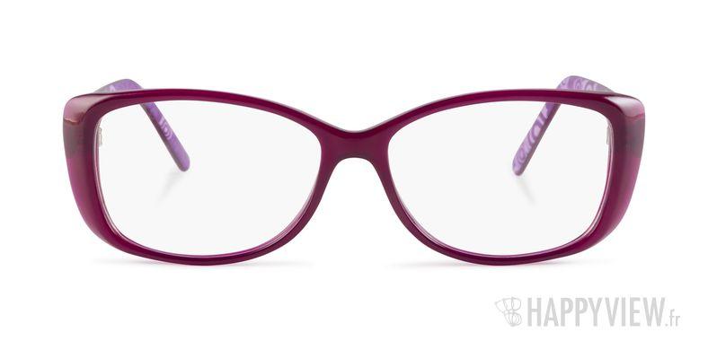 Lunettes de vue Happyview Hanoi violet - vue de face