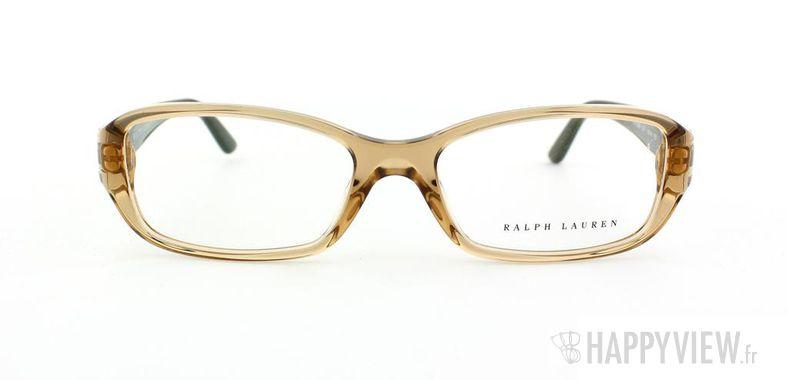 Lunettes de vue Ralph Lauren Ralph Lauren 6085 marron - vue de face
