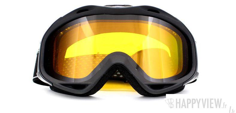 Lunettes de soleil Uvex Uvex Uvision Take Off (Par dessus vos lunettes) L noir - vue de face
