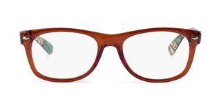 Lunettes de vue Happyview Dinan marron