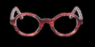 Lunettes de vue Happyview ARTHUR rouge fabriquées en France