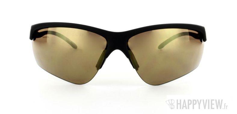 Lunettes de soleil Adidas Adidas 164 noir - vue de face
