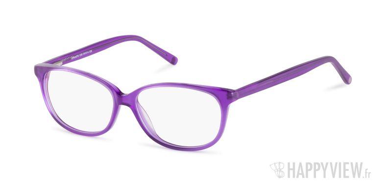 Lunettes de vue Happyview Aubrac violet - vue de 3/4