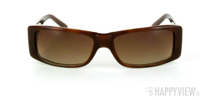 Lunettes de soleil Vogue Vogue 2589S marron/écaille - vue de face