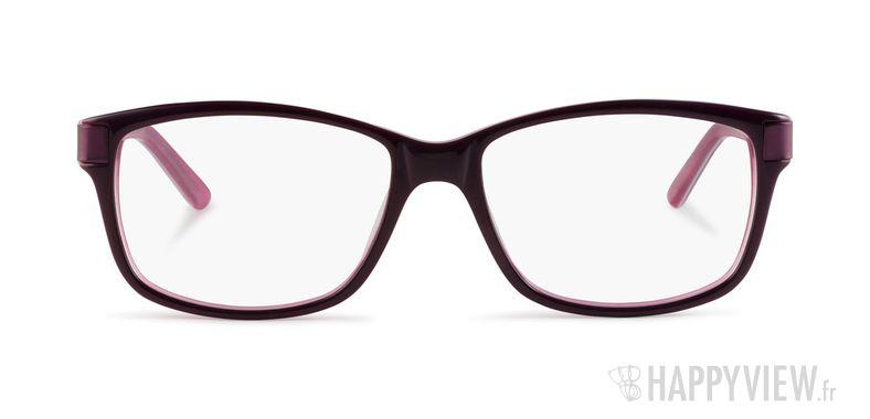 Lunettes de vue Le Temps des Cerises Romy violet - vue de face
