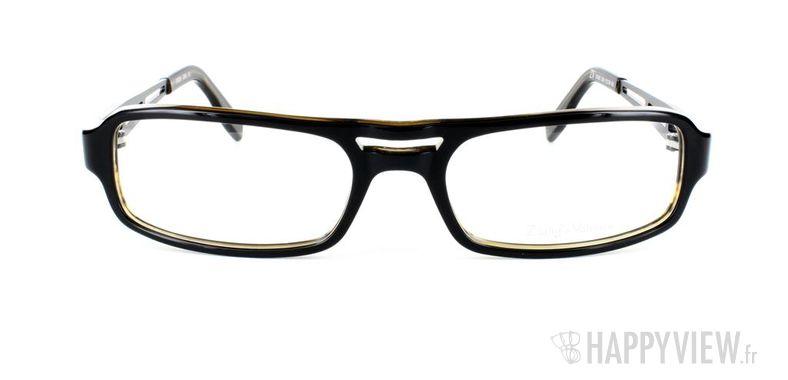 Lunettes de vue Zadig&Voltaire Zadig&Voltaire 3005 noir/marron - vue de face