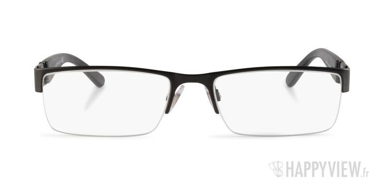 Lunettes de vue Polo Ralph Lauren PH 1117 noir - vue de face