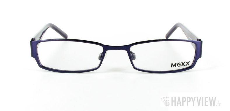 Lunettes de vue Mexx Mexx 5050 bleu - vue de face