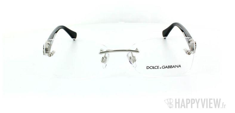 Lunettes de vue Dolce & Gabbana Dolce & Gabbana 1240 gris - vue de face