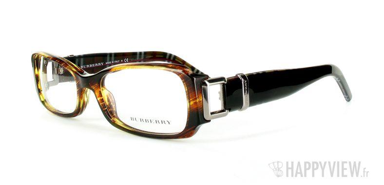 Lunettes de vue Burberry Burberry 2056 marron - vue de 3/4
