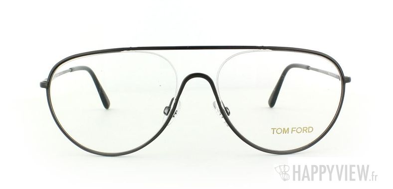 Lunettes de vue Tom Ford Tom Ford 5154 gris - vue de face