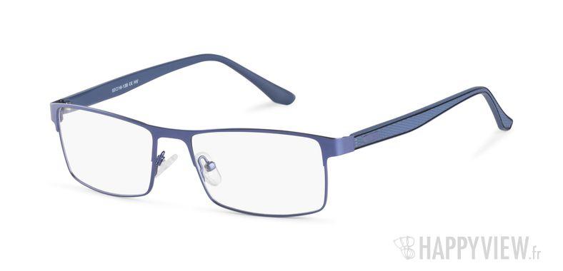 Lunettes de vue Happyview Apollinaire bleu - vue de 3/4