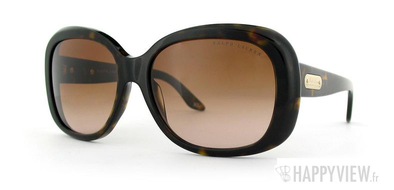 Lunettes de soleil Ralph Lauren Ralph Lauren 8087 écaille - vue de 3/4