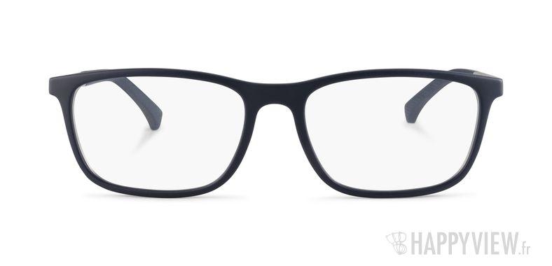 Lunettes de vue Emporio Armani EA 3069 bleu - vue de face