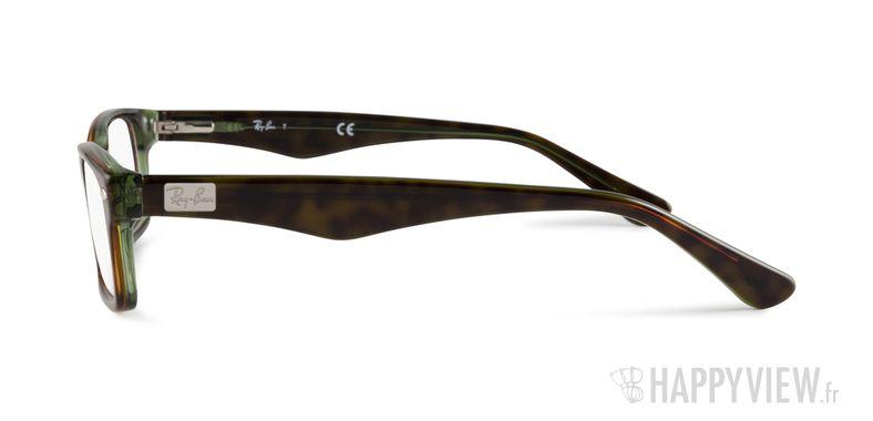 Lunettes de vue Ray-Ban RX 5206 écaille - vue de côté