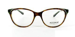 Lunettes de vue Kookaï Kookai 101 écaille/vert
