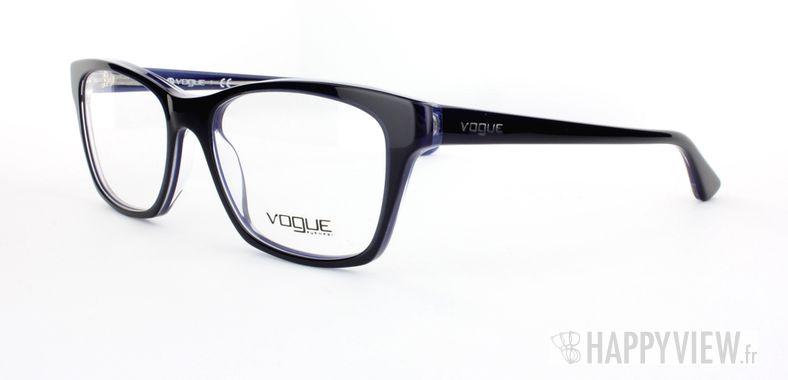 Lunettes de vue Vogue Vogue 2714 bleu - vue de 3/4