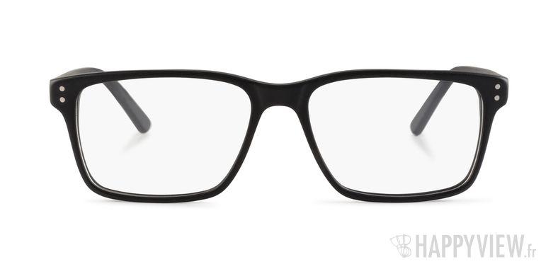 Lunettes de vue Happyview Doyle noir - vue de face