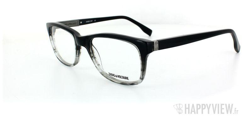 Lunettes de vue Zadig&Voltaire Zadig&Voltaire 3020 gris - vue de 3/4