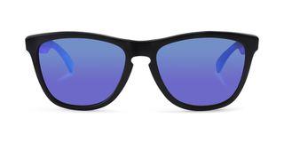 Lunettes de soleil Oakley Frogskins noir/bleu
