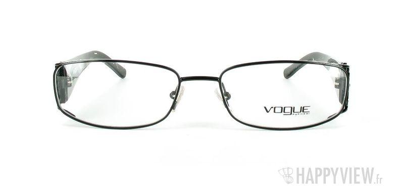 Lunettes de vue Vogue Vogue 3661B noir - vue de face