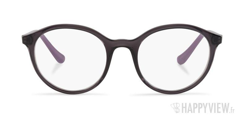 Lunettes de vue Vogue VO 5052 gris/bleu - vue de face