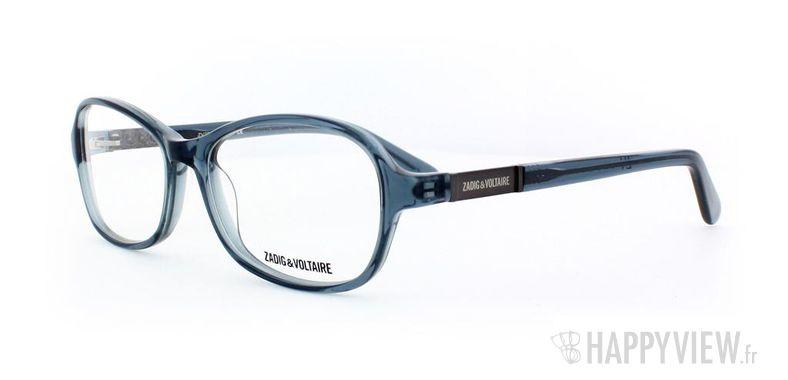 Lunettes de vue Zadig&Voltaire Zadig&Voltaire 2018 bleu - vue de 3/4