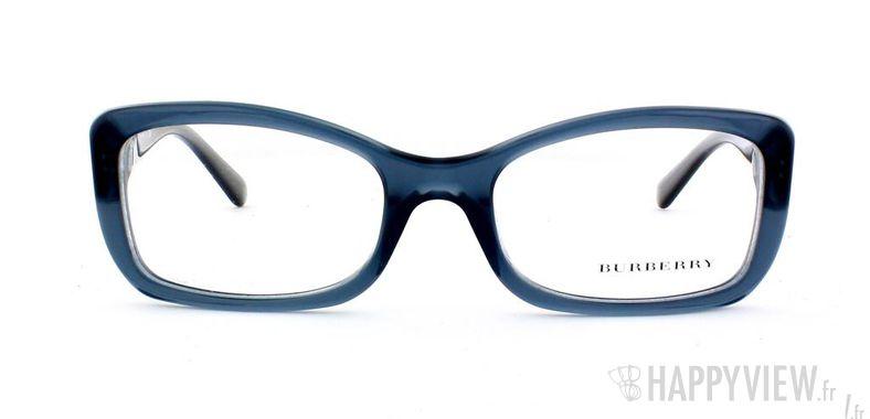 Lunettes de vue Burberry Burberry 2130 bleu - vue de face