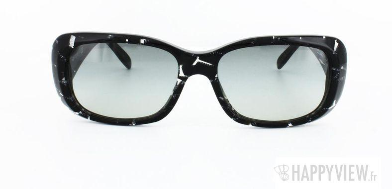 Lunettes de soleil Vogue Vogue 2606S noir - vue de face