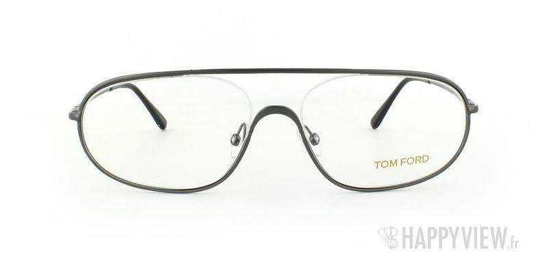 Lunettes de vue Tom Ford Tom Ford 5155 gris - vue de face