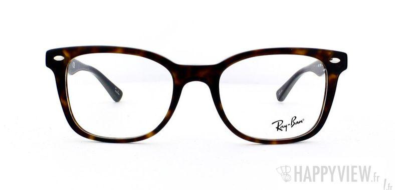 Lunettes de vue Ray-Ban Ray-Ban RX5285 écaille - vue de face
