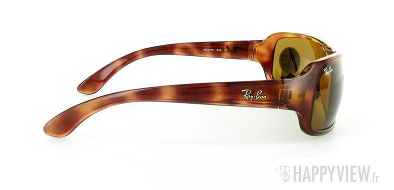Lunettes de soleil Ray-Ban Ray-Ban RB4075 écaille - vue de côté