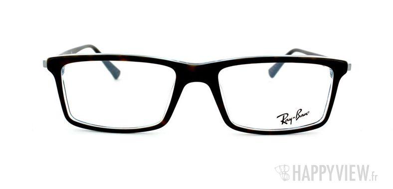 Lunettes de vue Ray-Ban Ray-Ban RX5269 écaille/bleu - vue de face