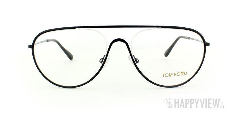 Lunettes de vue Tom Ford Tom Ford 5154 noir - vue de face